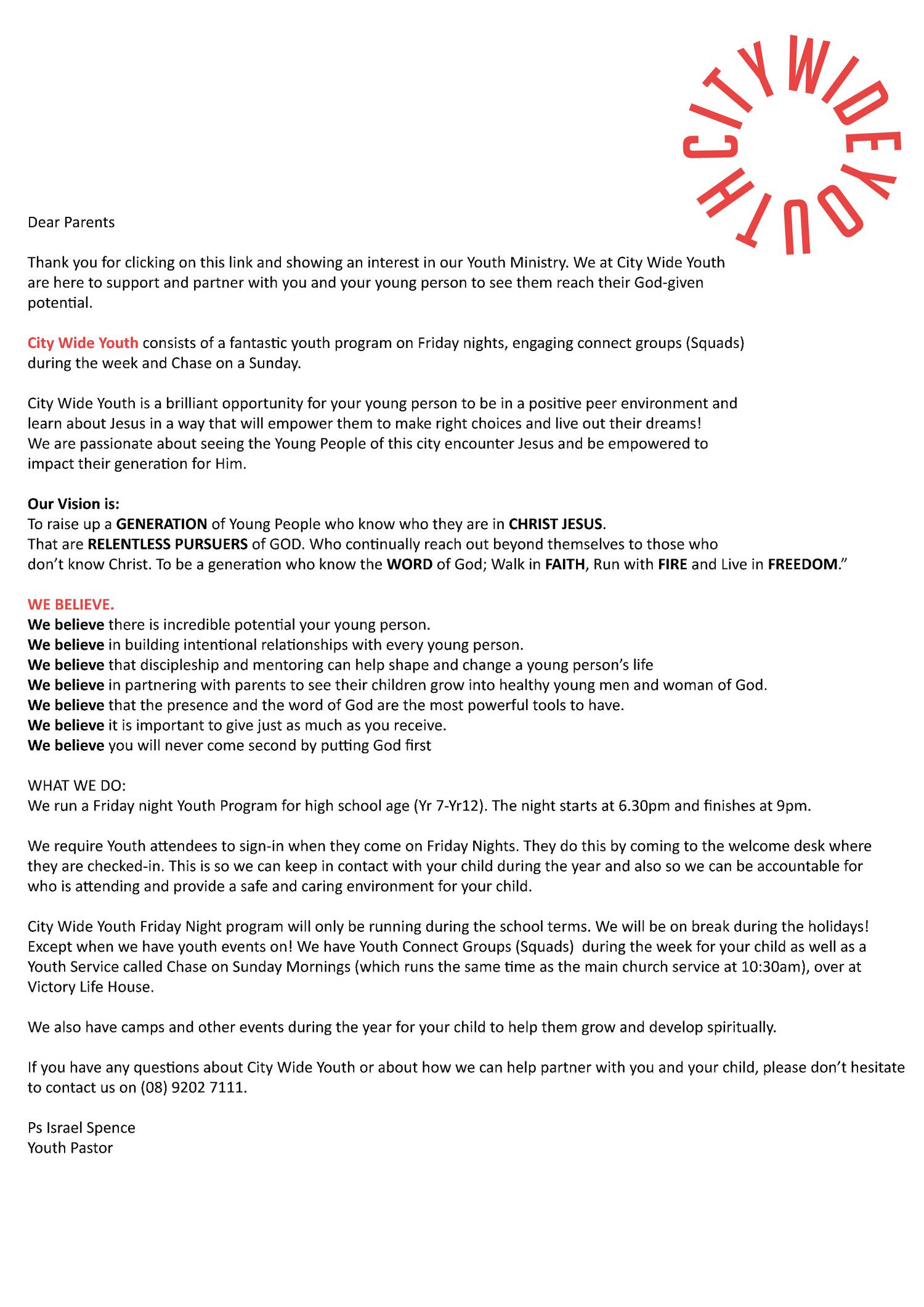 Parent Info Letter 2017 Pdf Docdroid