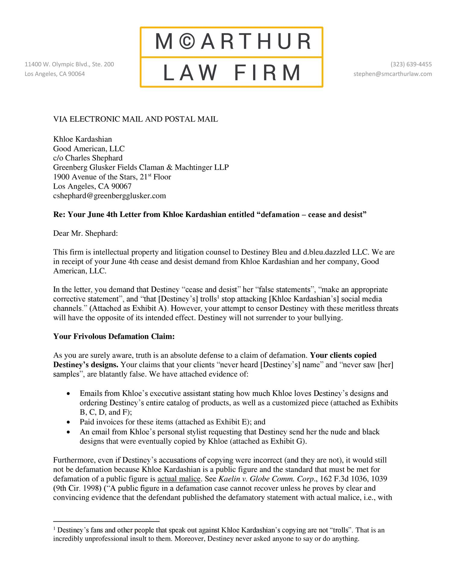 airline cargo claim letter claim letter for wrong
