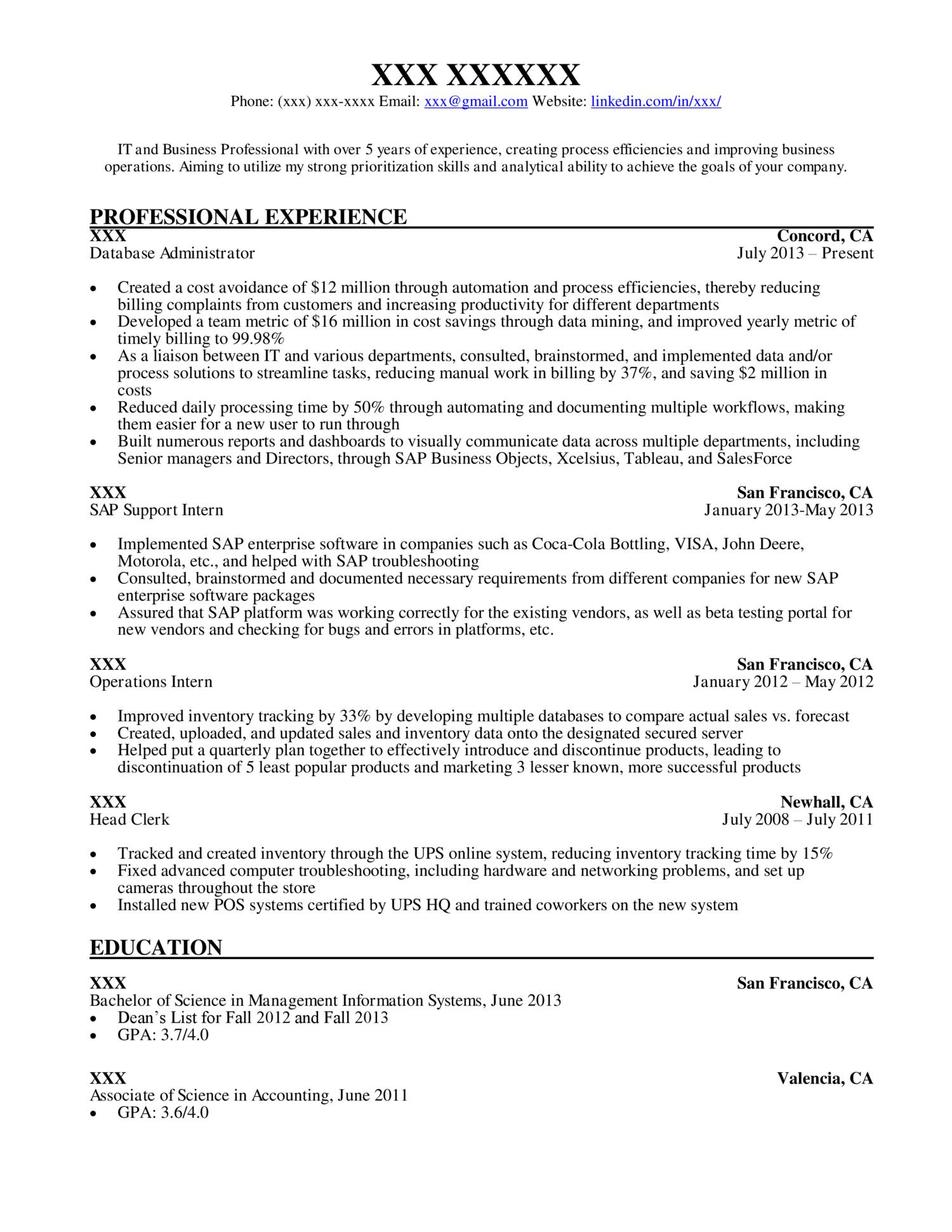 business analyst resume xxx docx docdroid