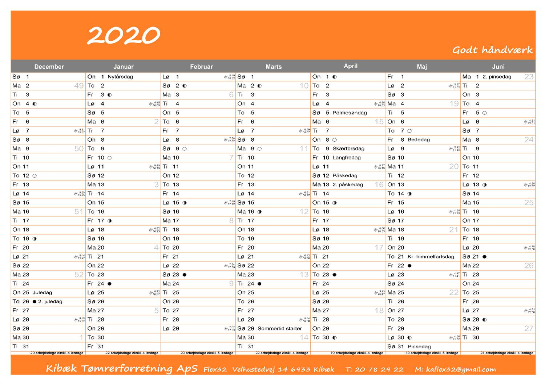 kalender 2020 kalender