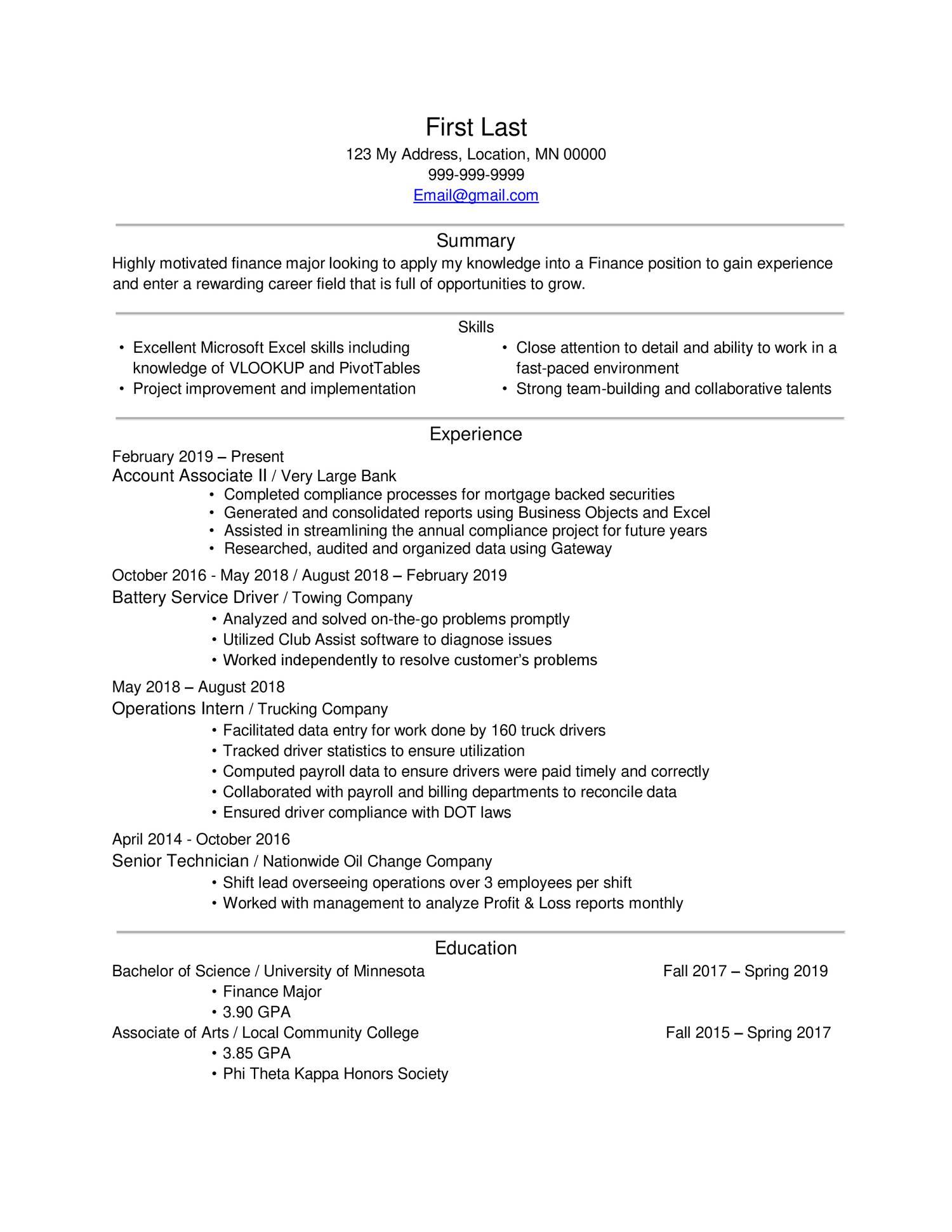 Resume Reddit pdf | DocDroid