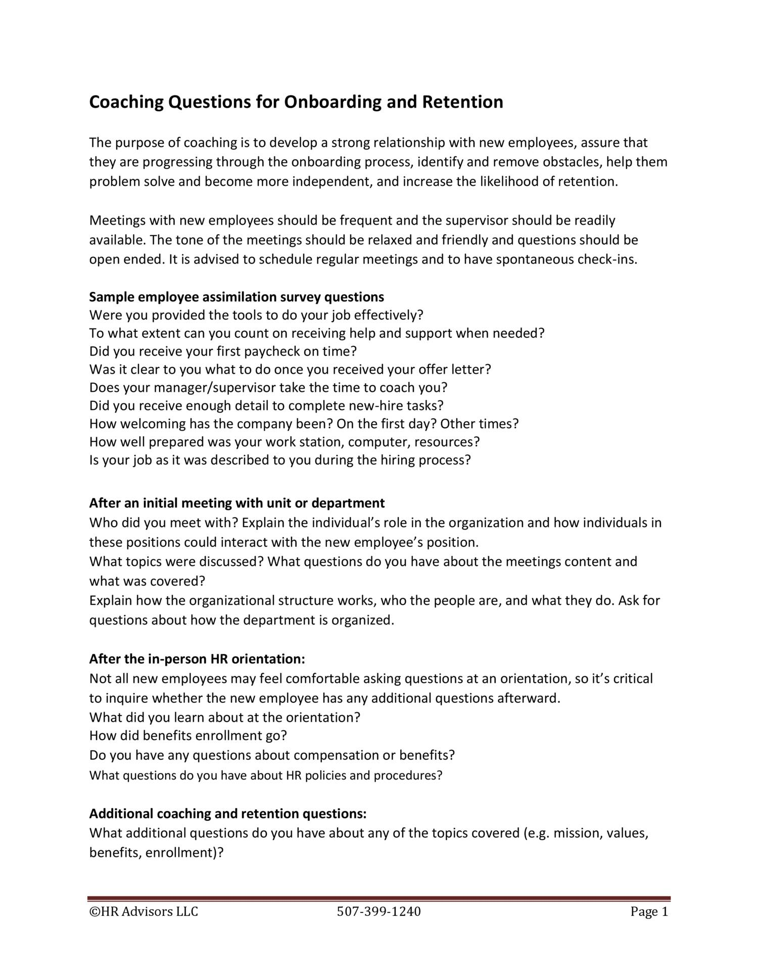 coaching questions for onboarding 2 pdf docdroid
