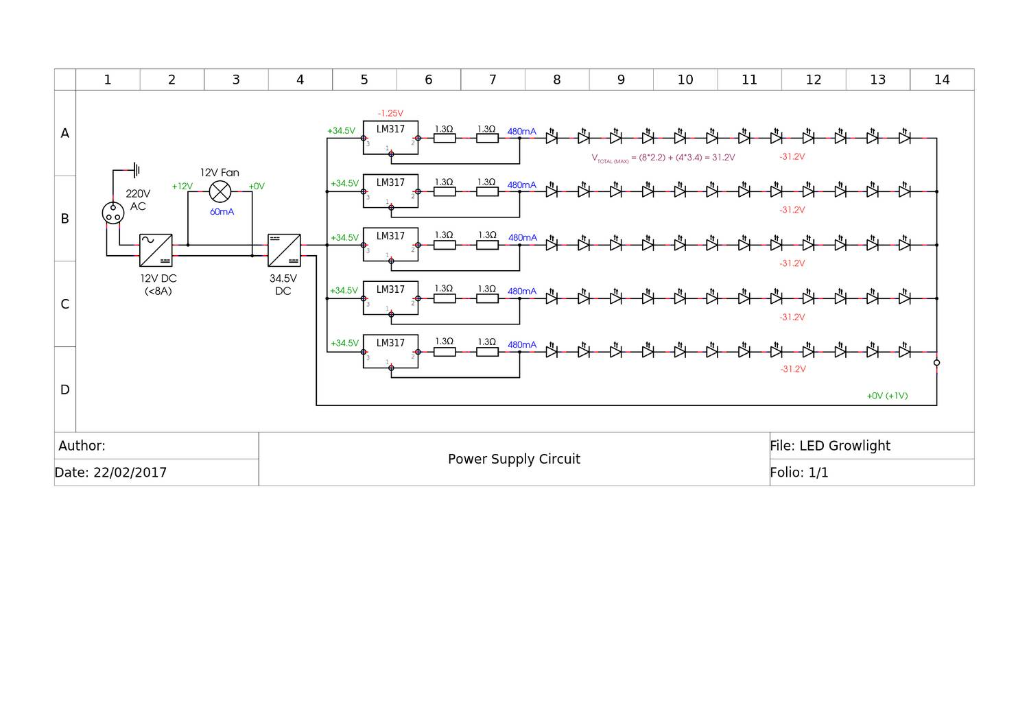 Emailing Power Supply Circuit Diagram Pdf