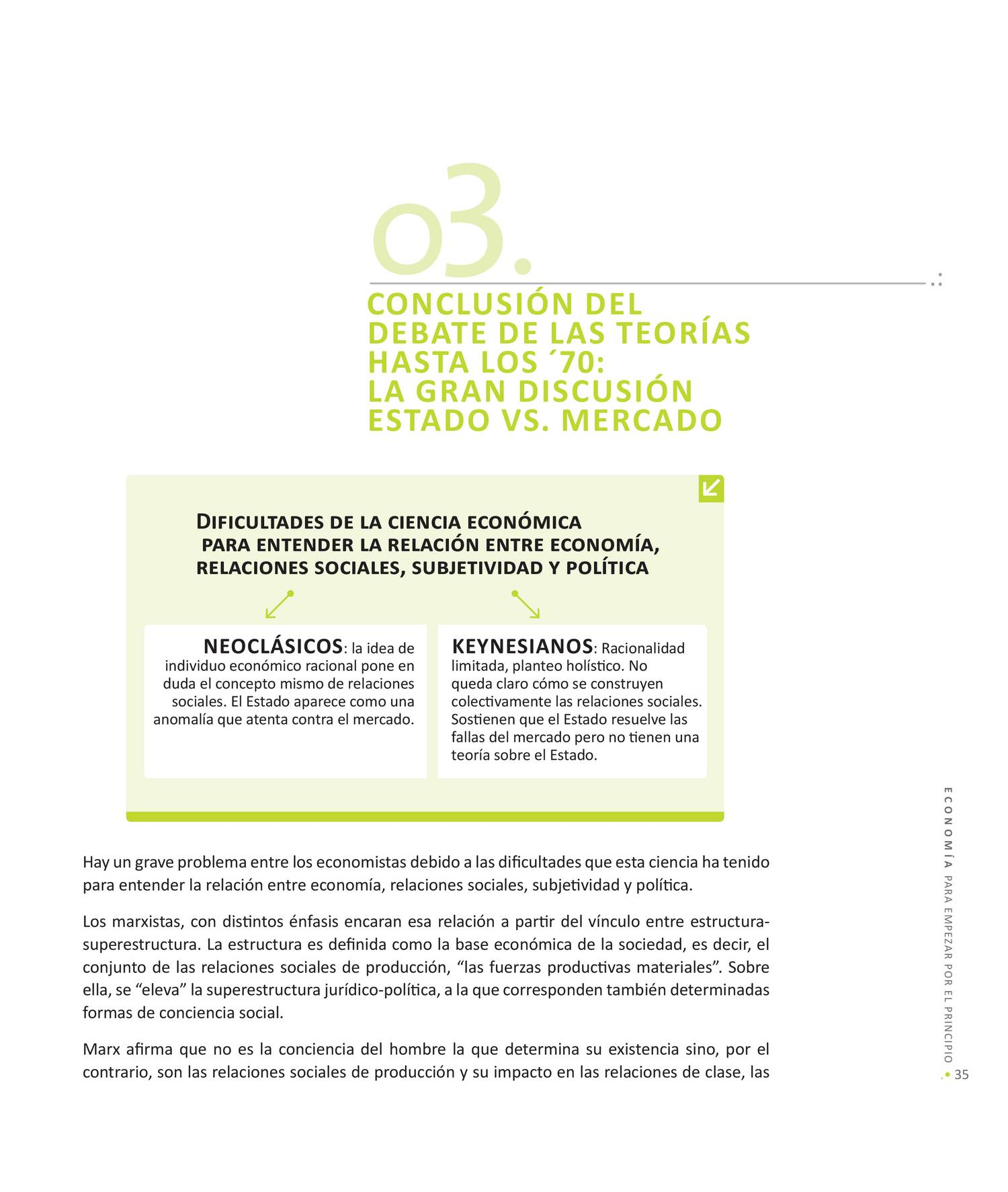 Debate Estado Mercado Pdf Docdroid