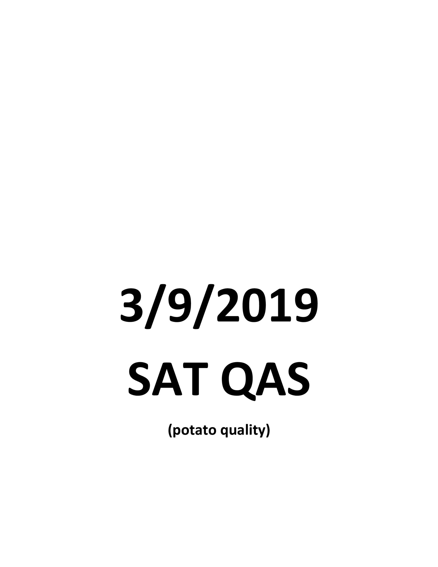 2019 03 09 SAT QAS POTATO VERSION pdf | DocDroid