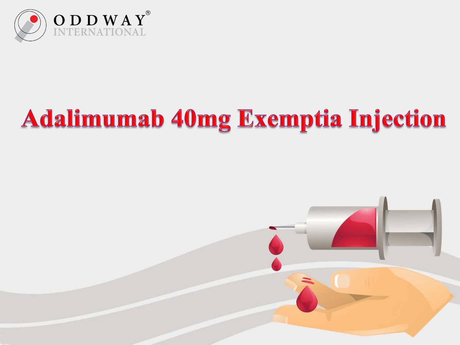 Exemptia 40mg Adalimumab Injection Ppt Docdroid