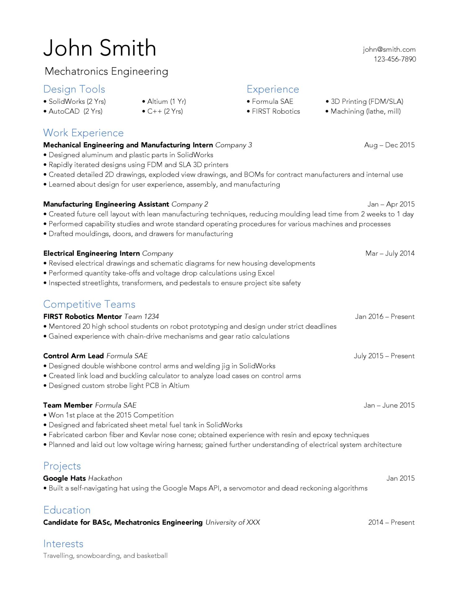 competitive resume ideas competitive edge resume service