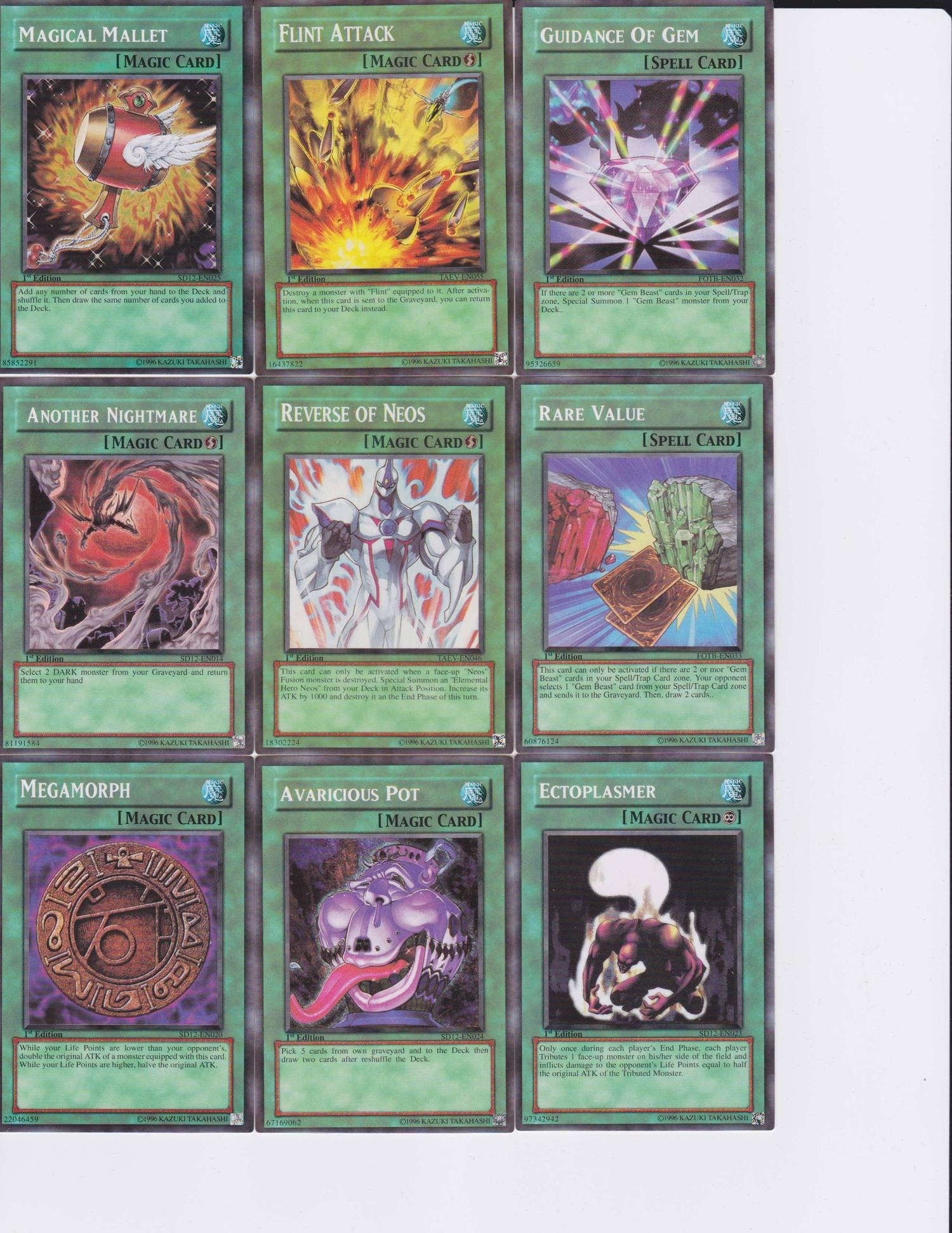 photograph regarding Printable Yugioh Card known as yugioh-playing cards.pdf DocDroid