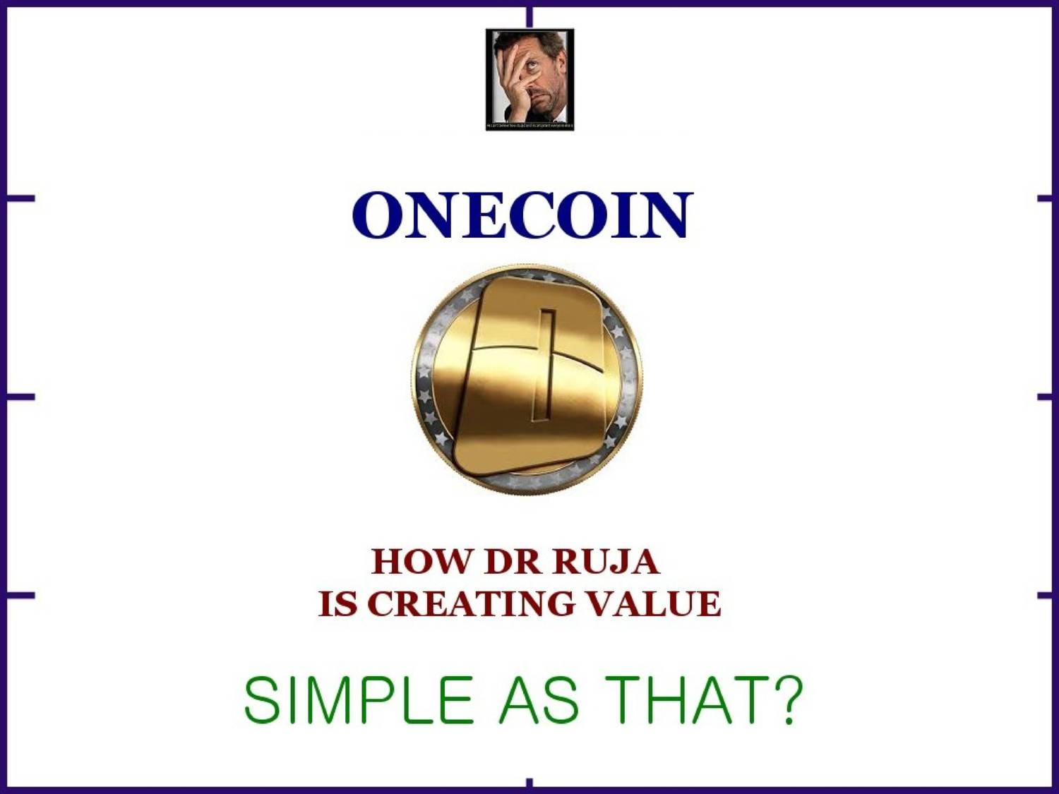 ONECOIN FRAUD pdf | DocDroid