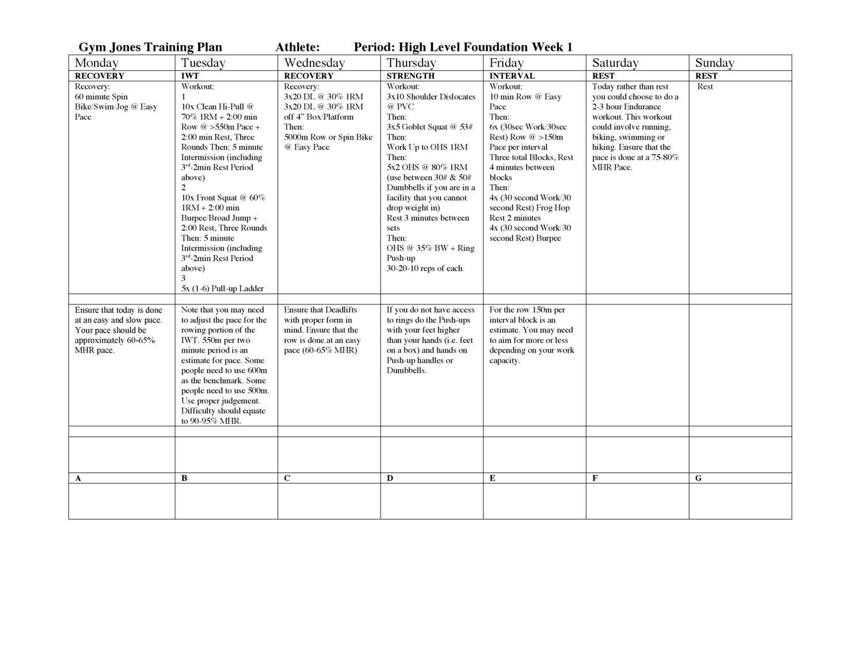 work plan pdf