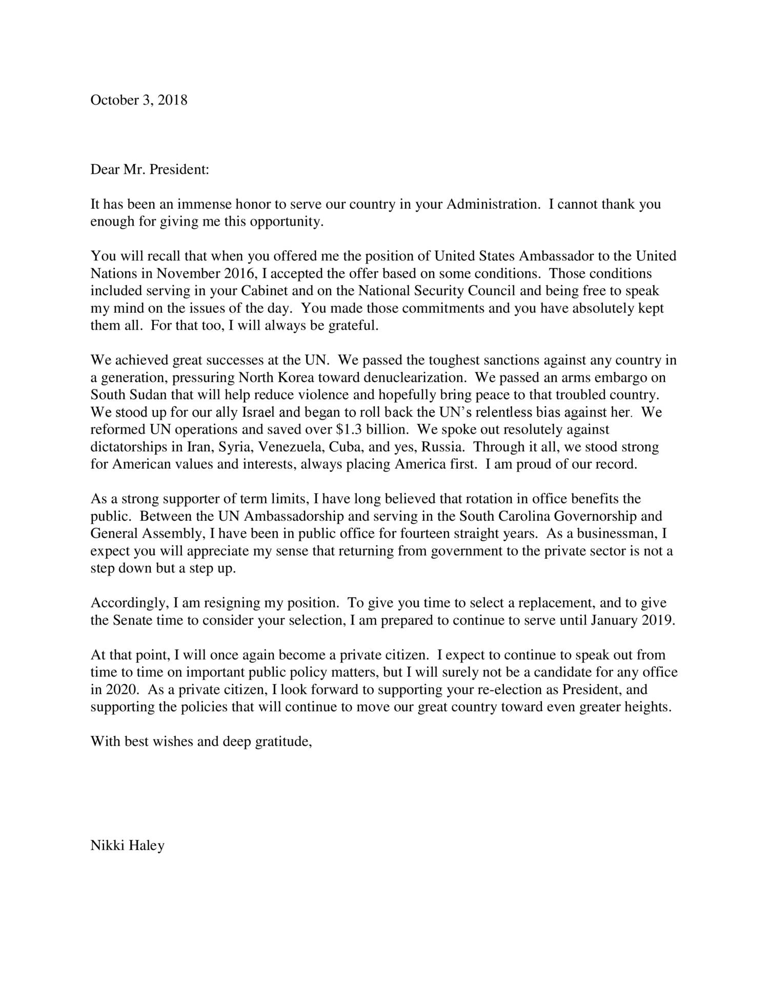 nikki haley resignation letter.pdf | DocDroid