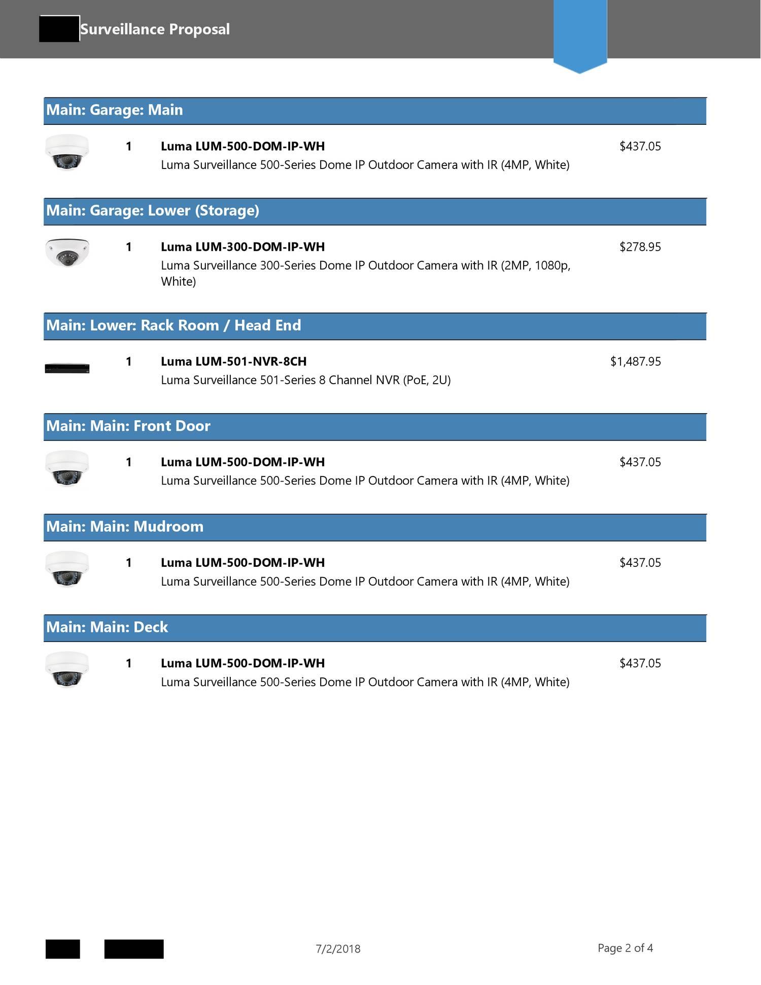 Surveillance Bid pdf | DocDroid