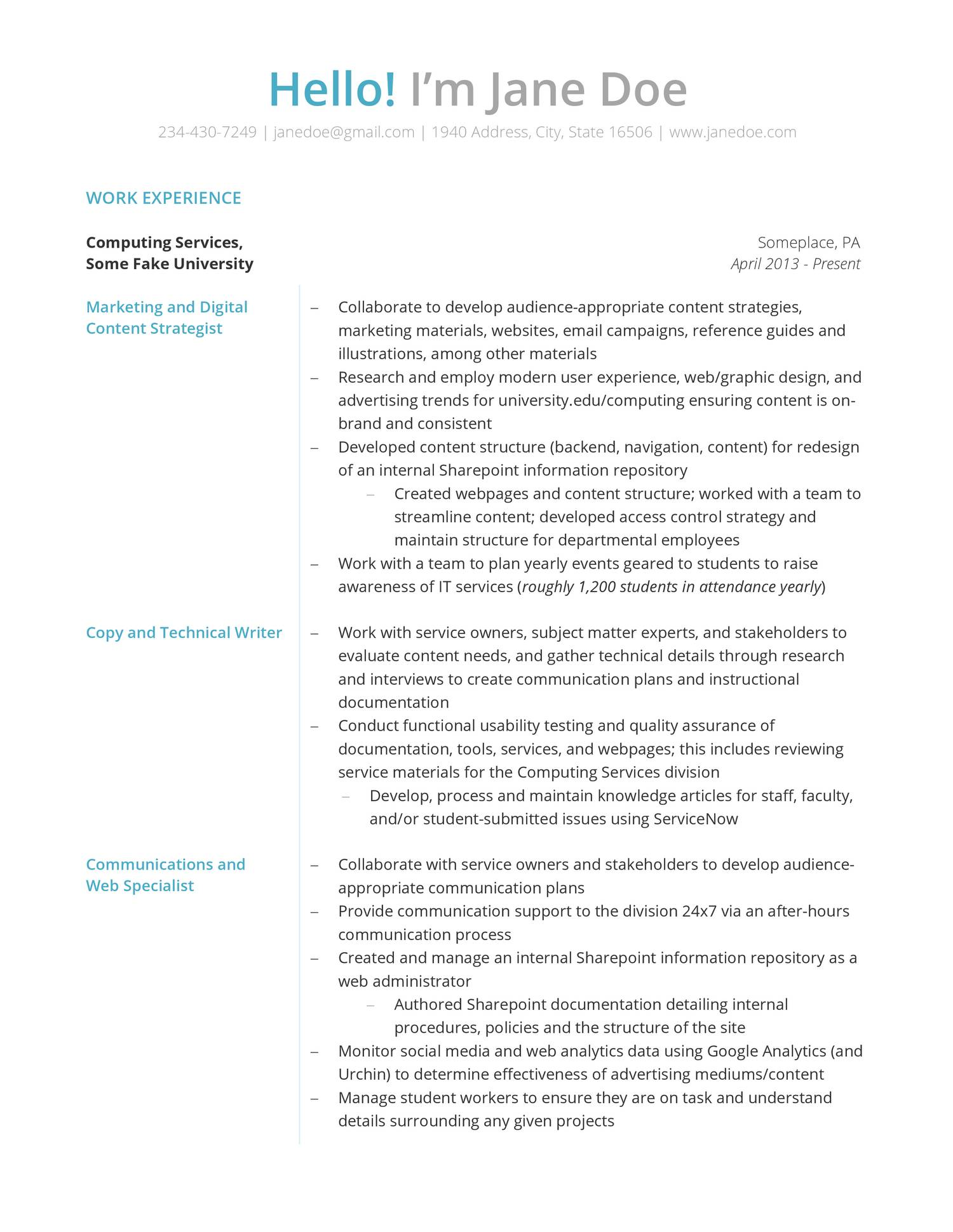 fakey-resume-mar2017 pdf