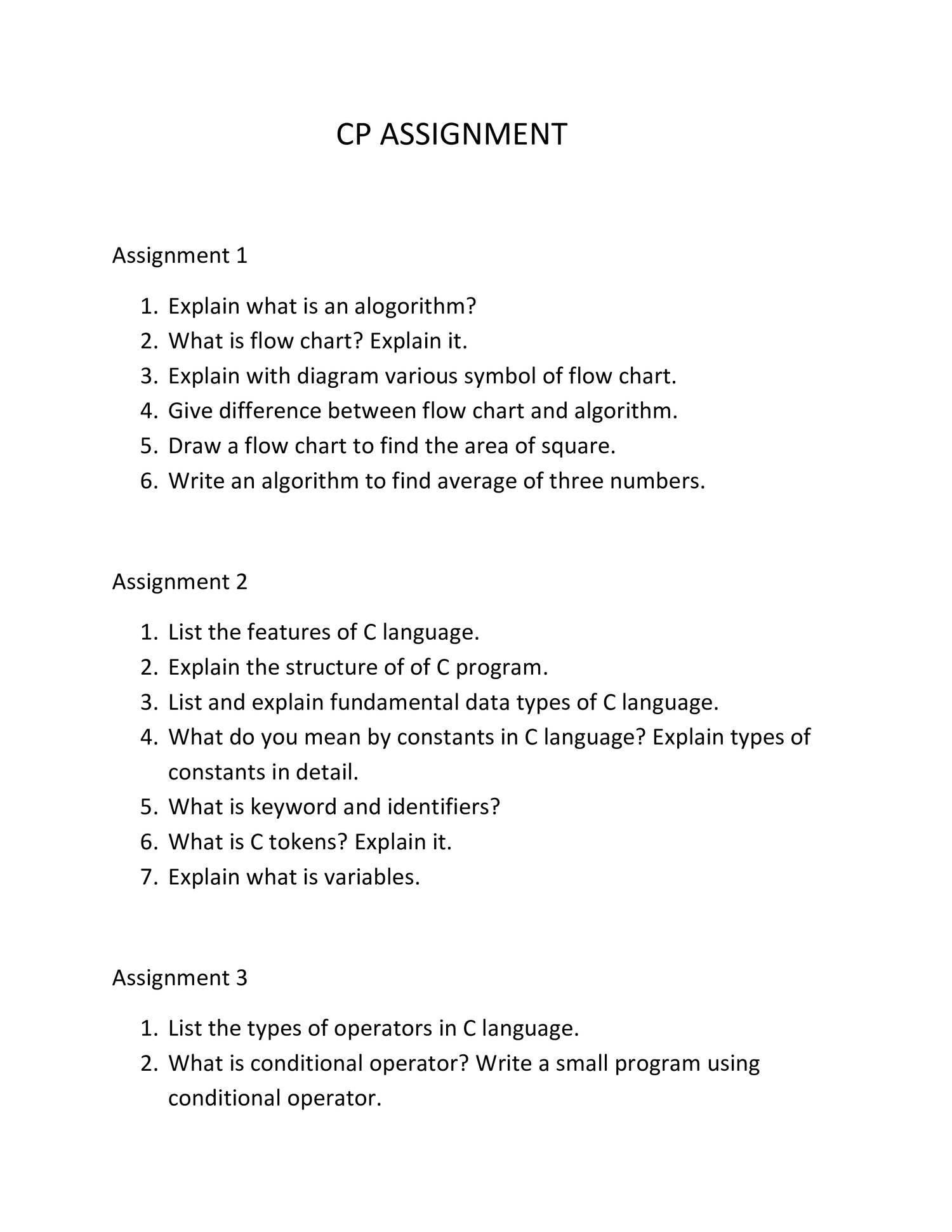 Cp assignmentpdf docdroid buycottarizona Image collections