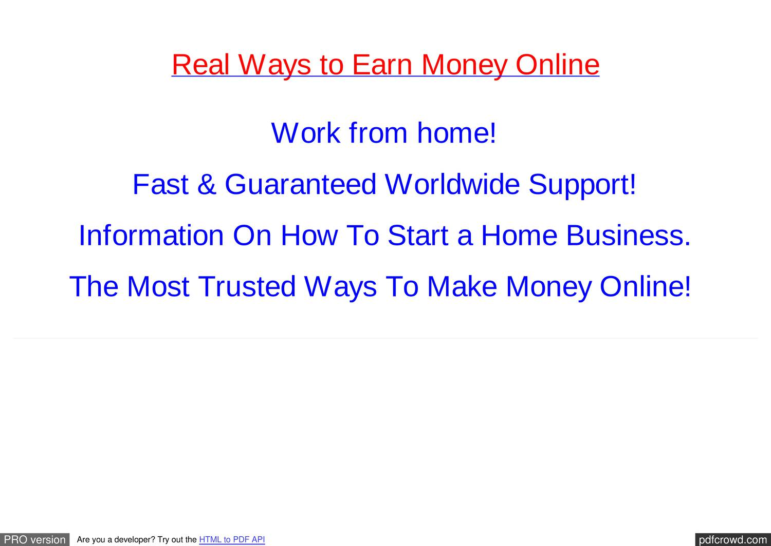 make money from home uk typing pdf docdroid