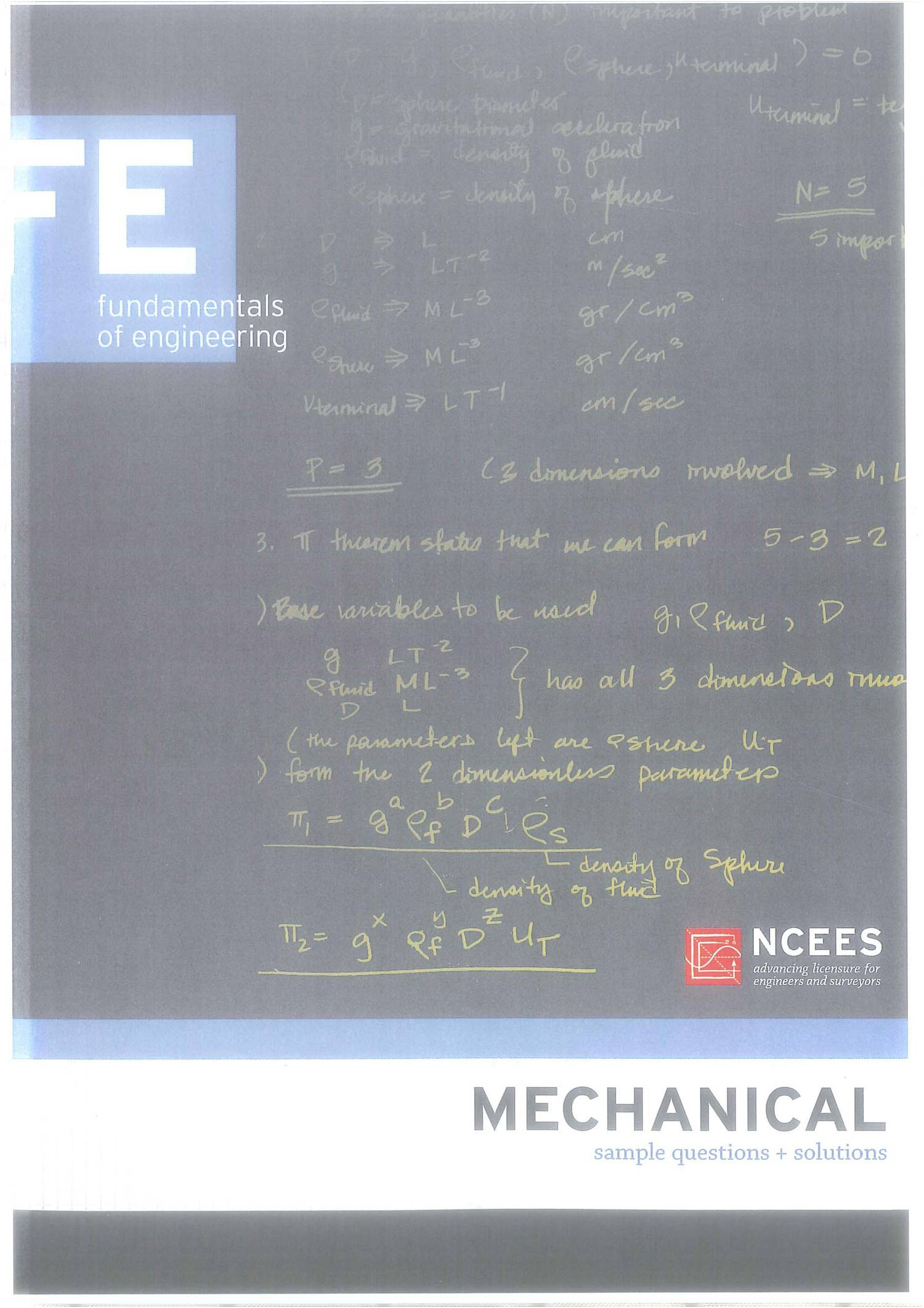 NCEES-FE MECHANICAL Practice Exam pdf | DocDroid