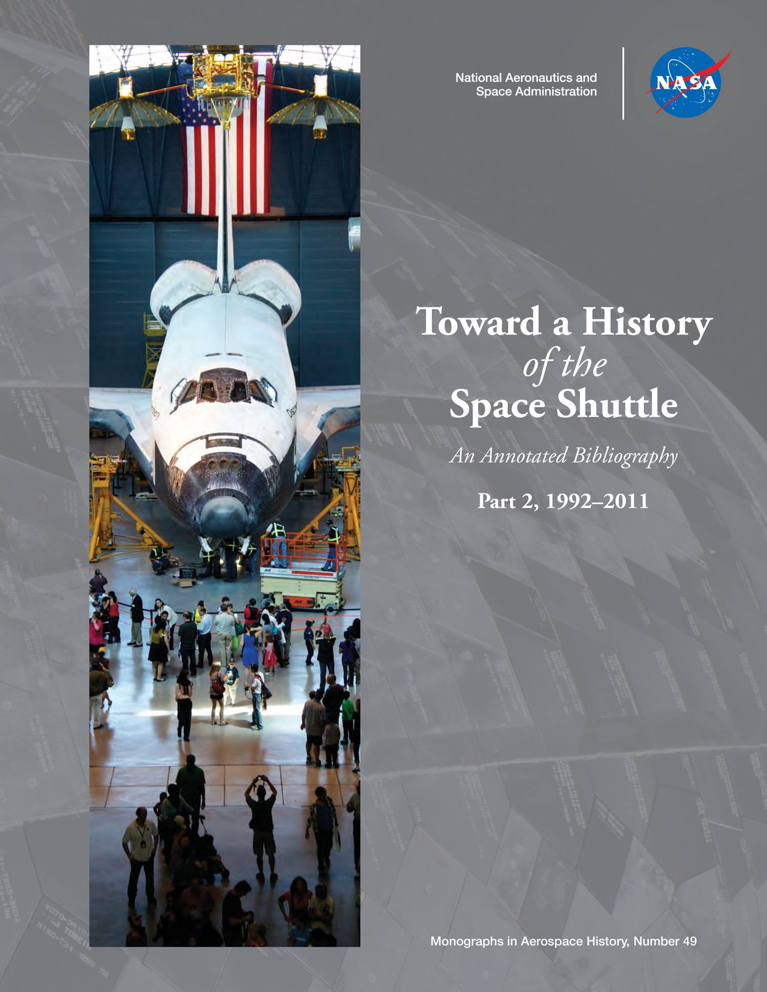 the history of nasa essay Open document below is a free excerpt of persuasive essay for nasa funding from anti essays, your source for free research papers, essays, and term paper examples.