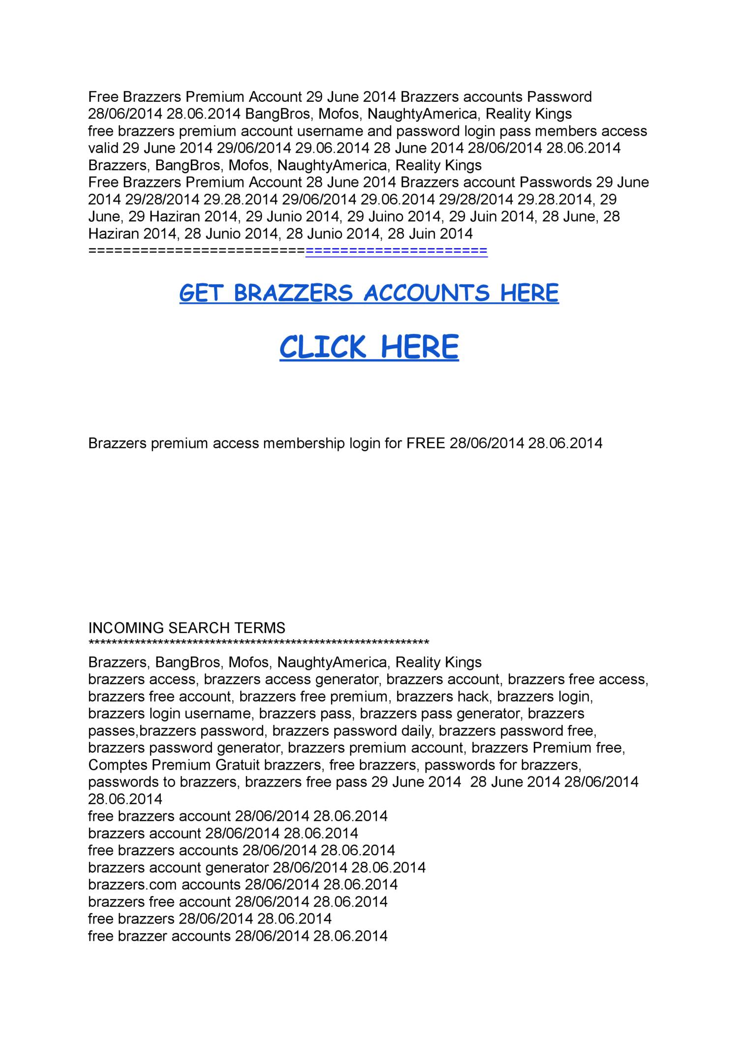 Account Free Porn brazzers com free account