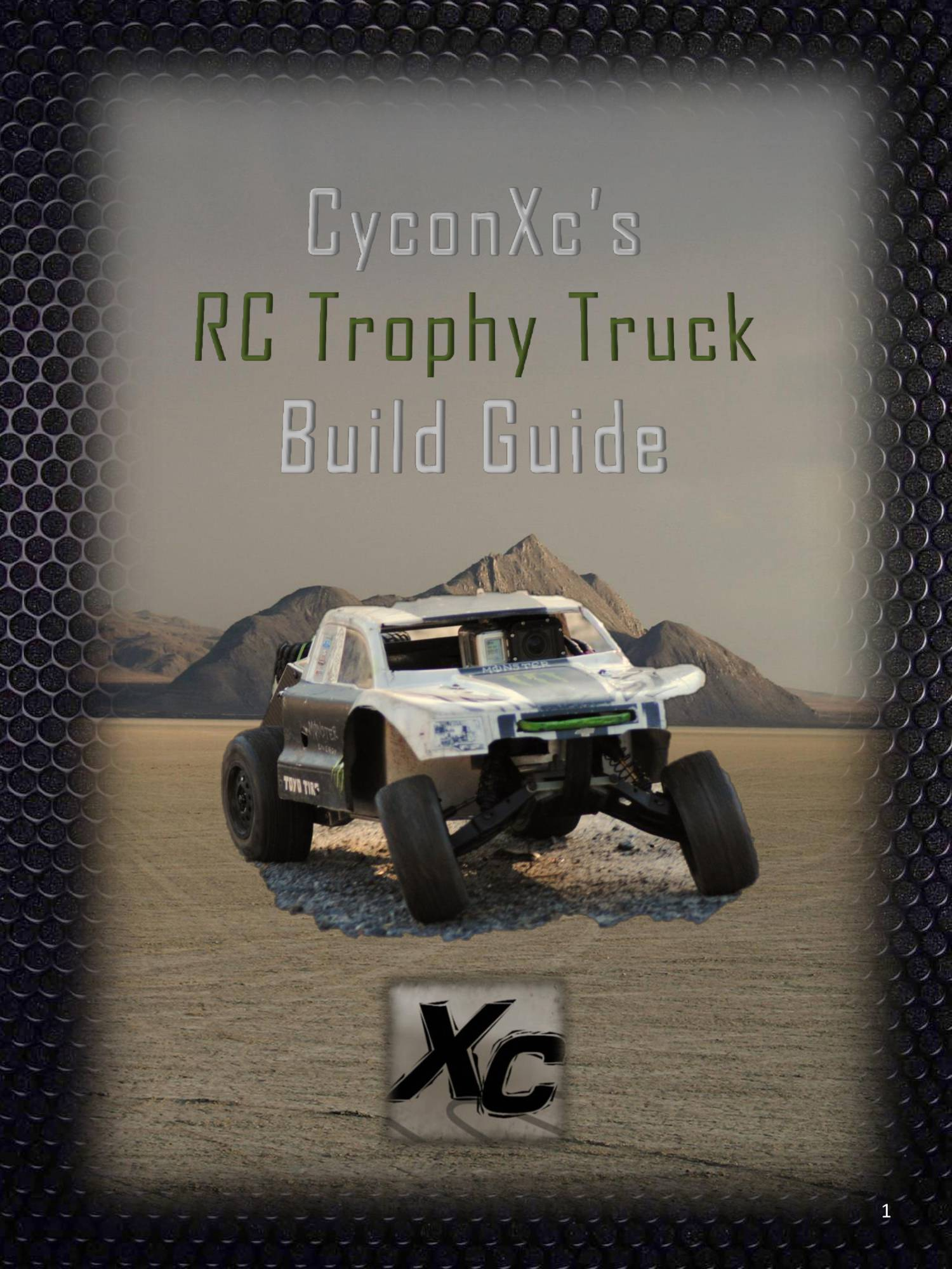 Build A Truck >> Cycon's Trophy Truck Build Guide PDF.pdf - DocDroid