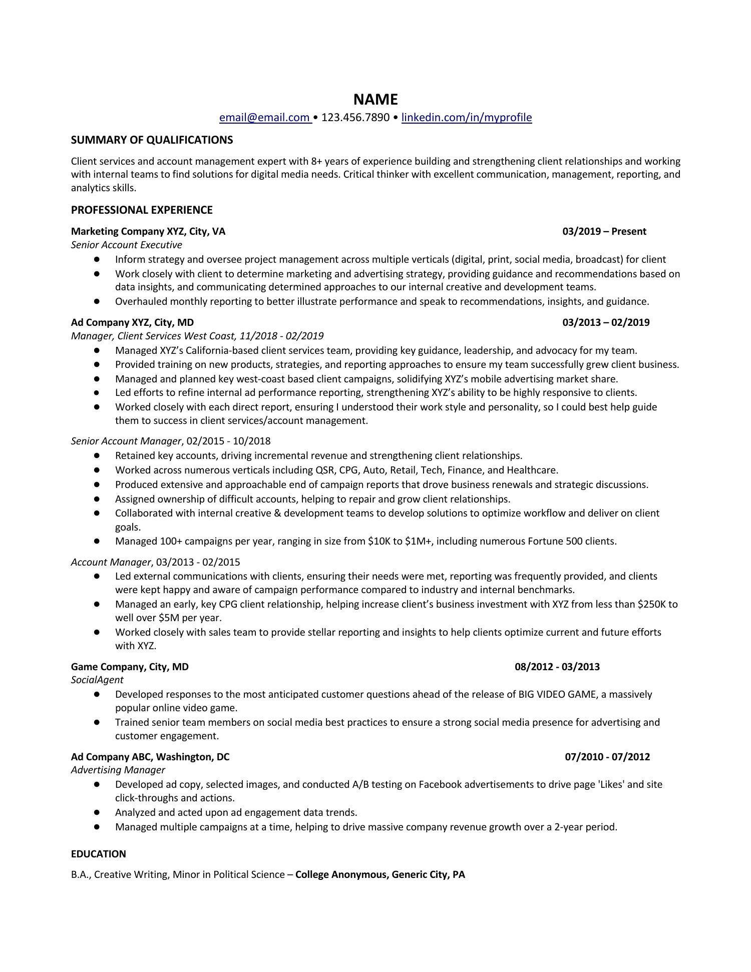 resume for reddit pdf