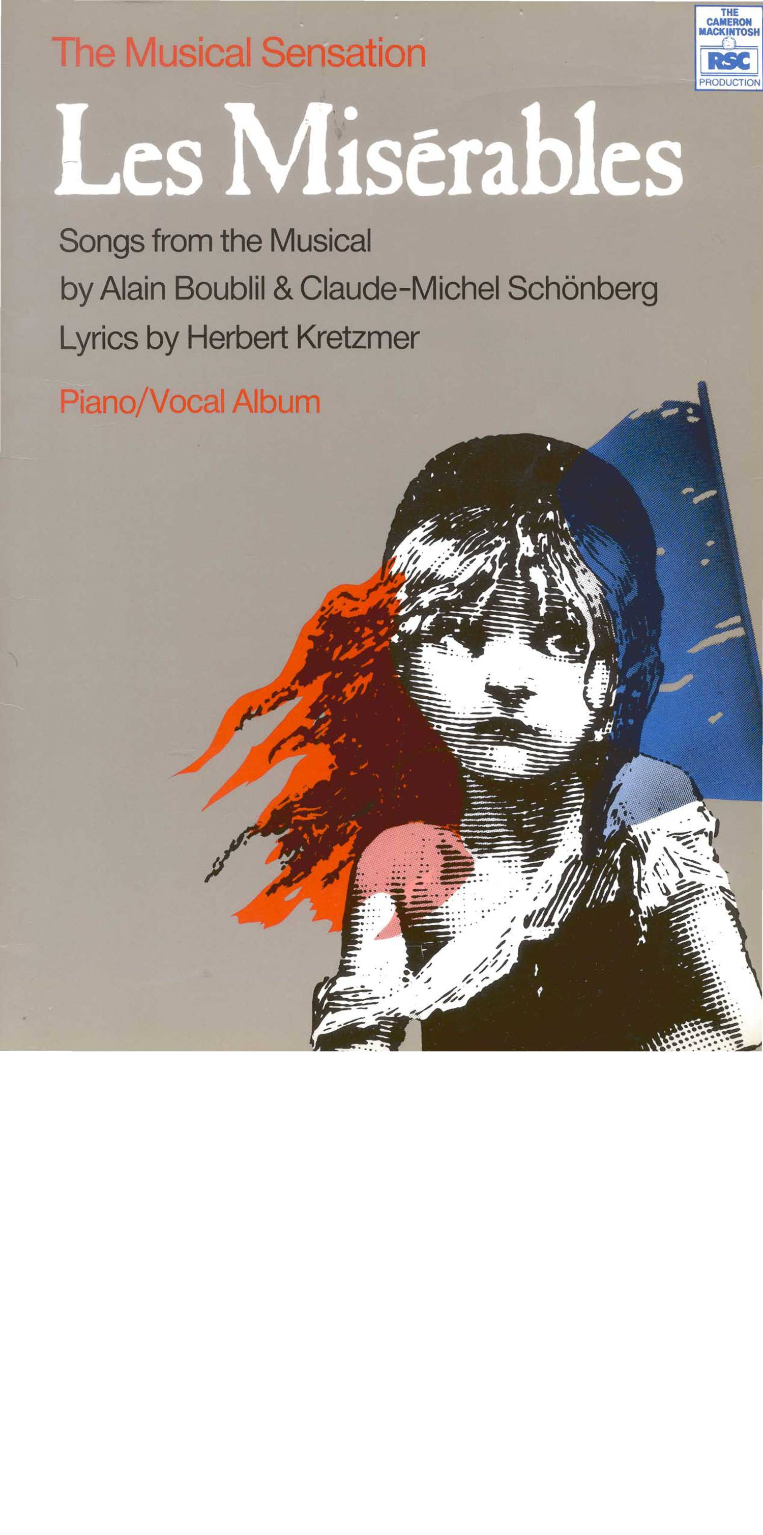 Les Miserables - Vocal Songbook pdf | DocDroid