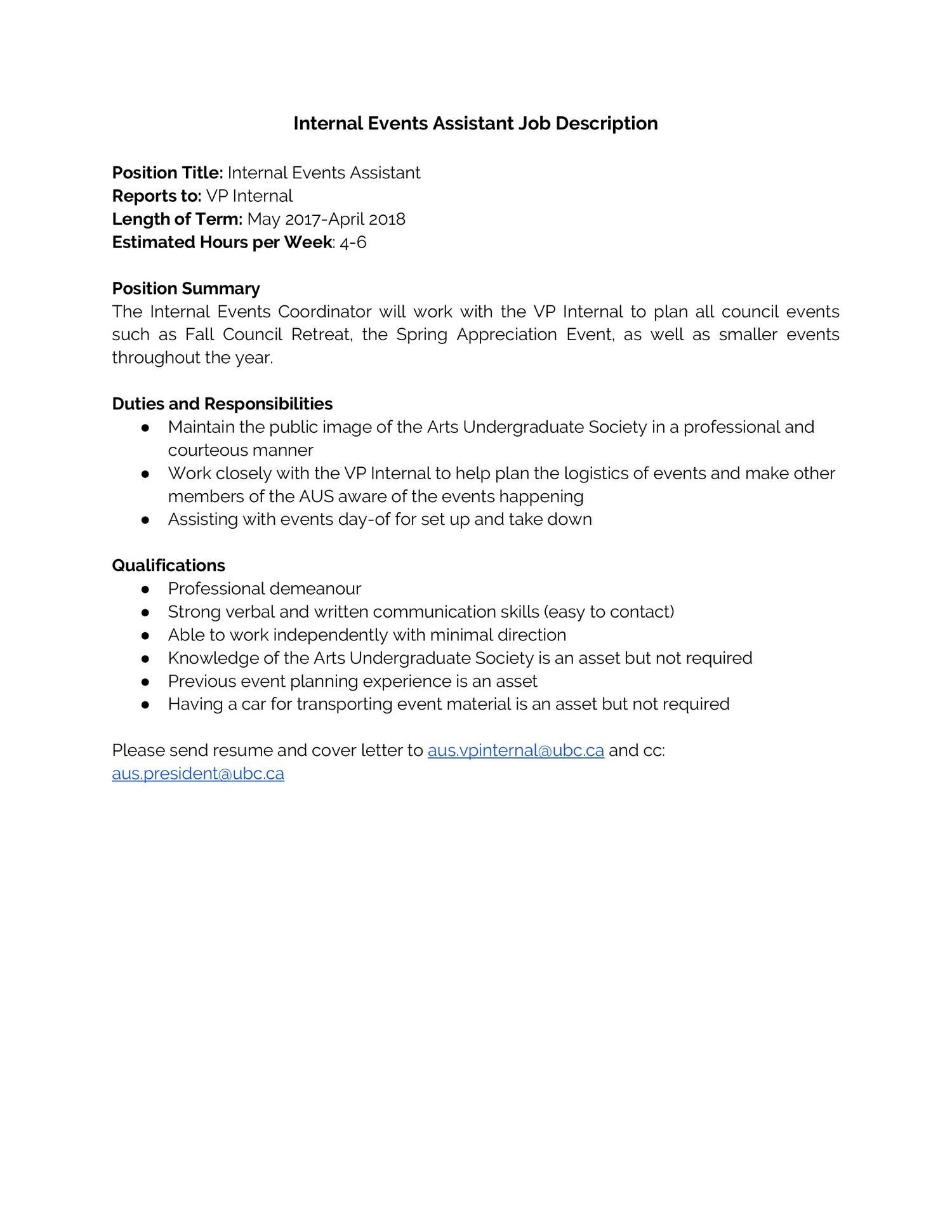 Internal Events Assistant Job Description.docx   DocDroid