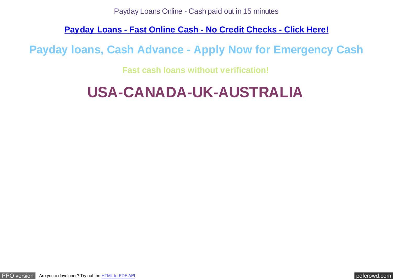 Cash advance gallipolis oh photo 7