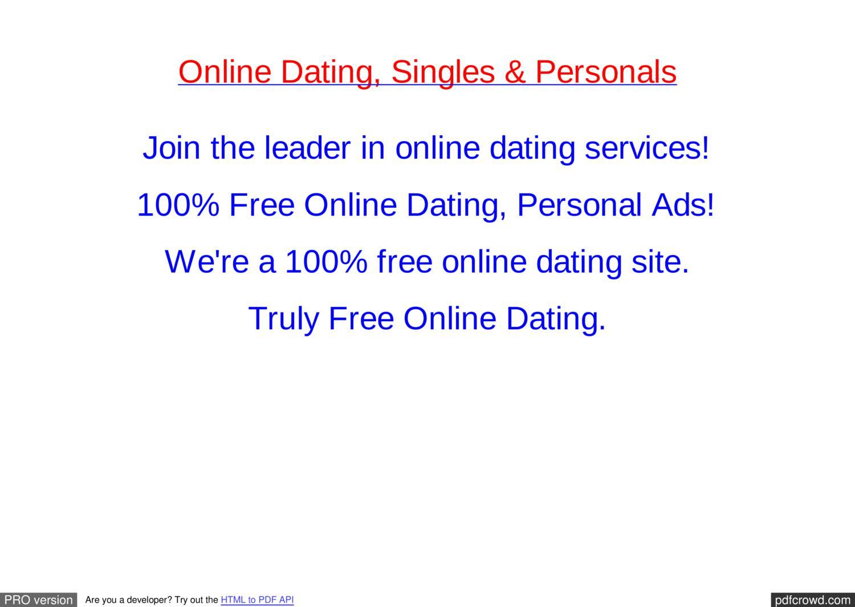 100 kostenlose Online-Dating-Australia