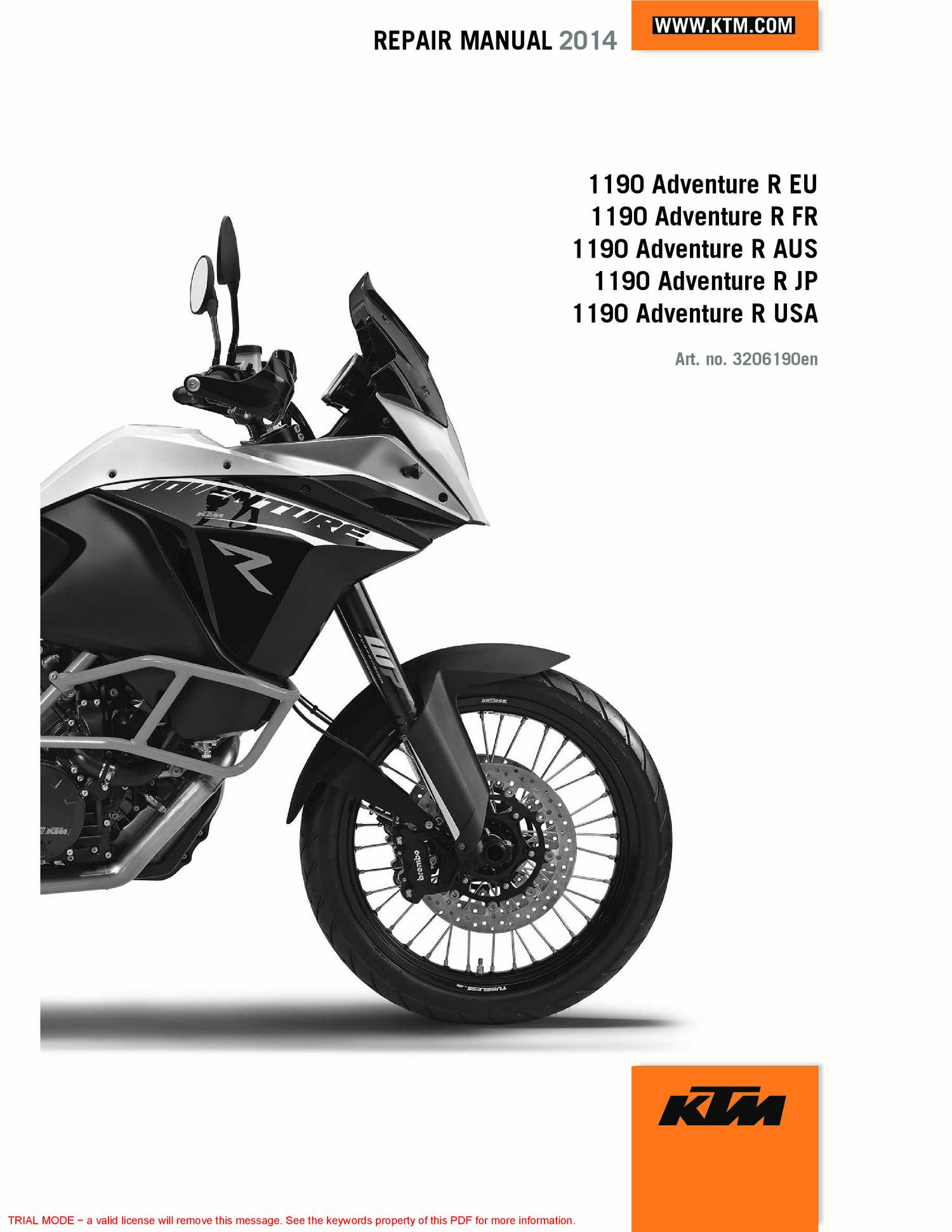 Ktm Service Manual Download