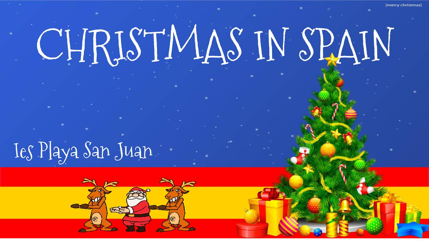 Christmas Traditions In Spain.Christmas Traditions In Spain Pdf Docdroid