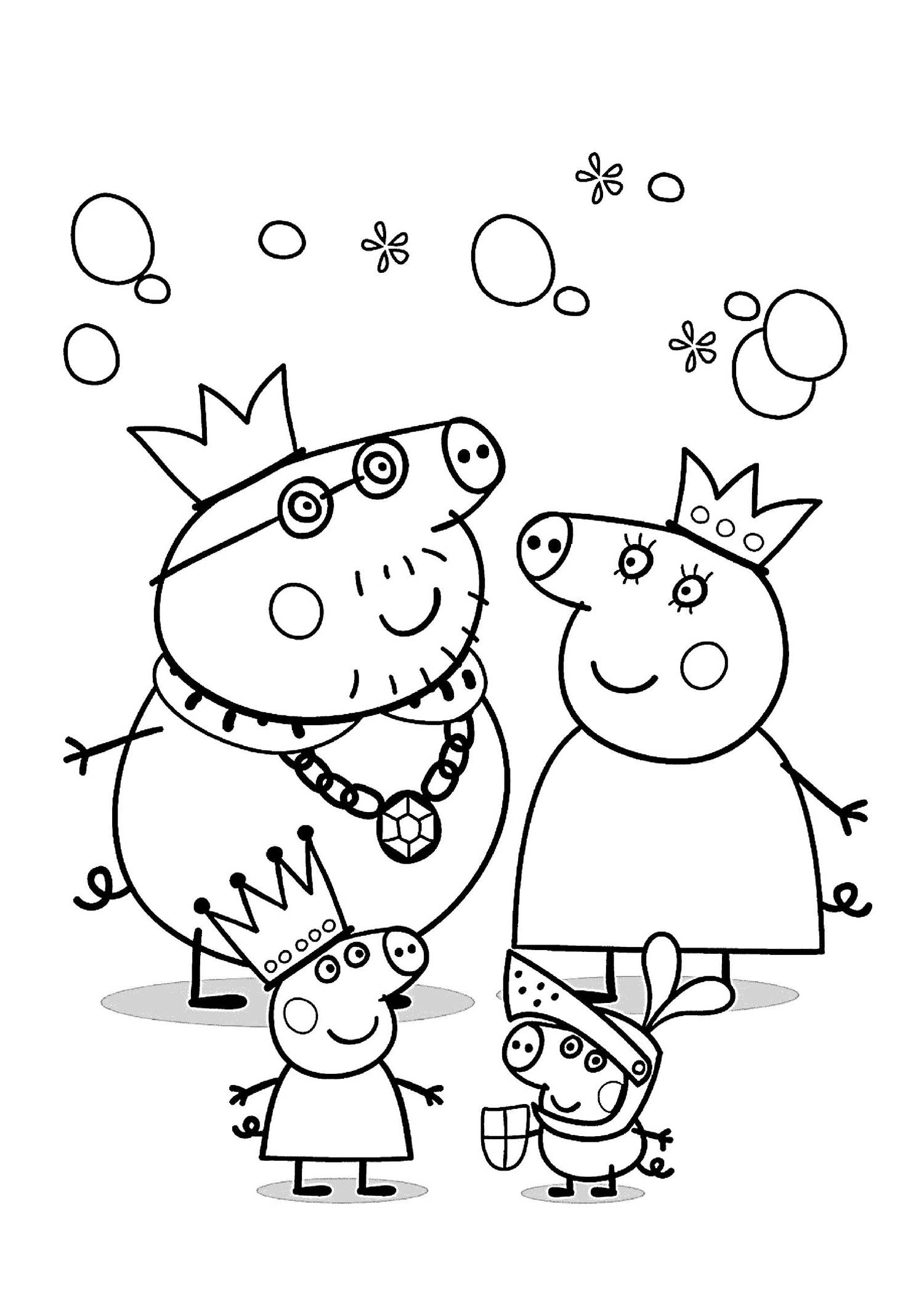 Pepa Pig Coloring Pages Pdf Docdroid
