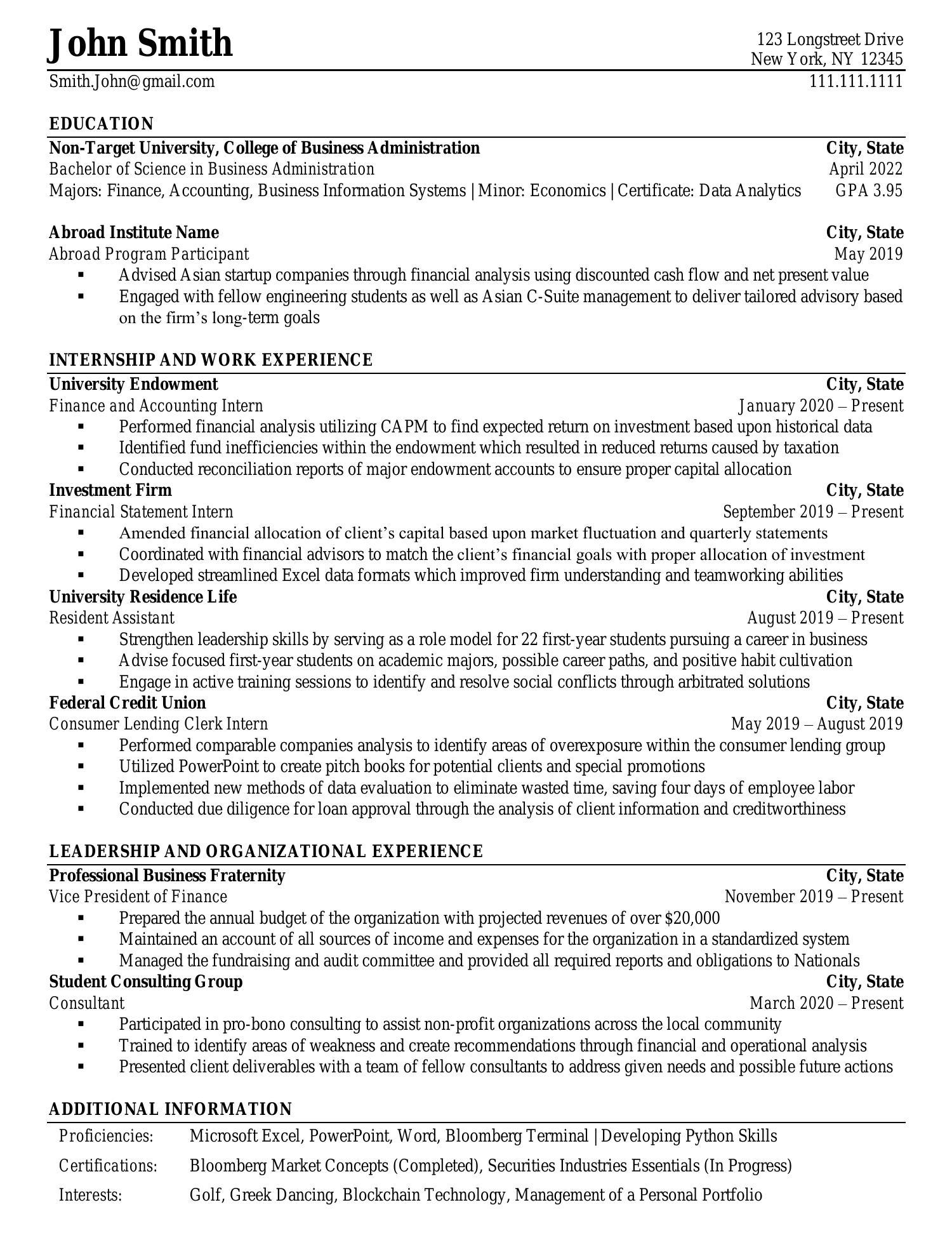 resume reddit pdf