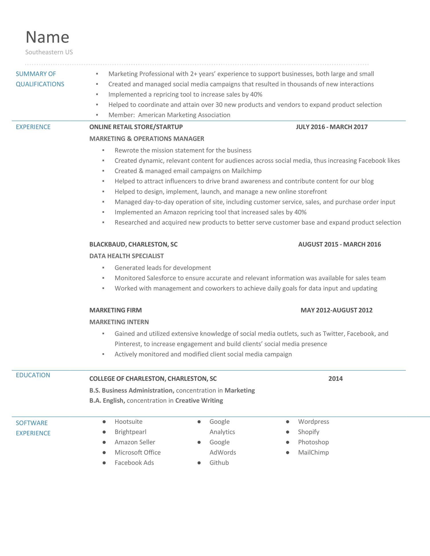 resume for critique docx docdroid
