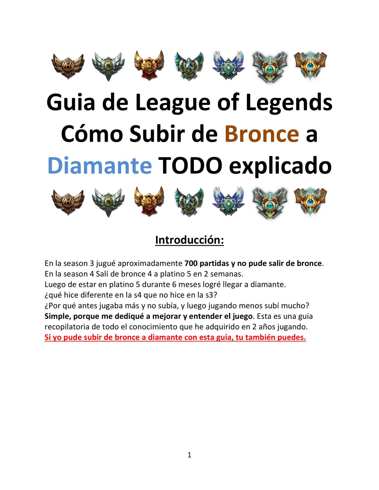 Salir de bronce 100 efectivo for Guia mecanica de cocina pdf
