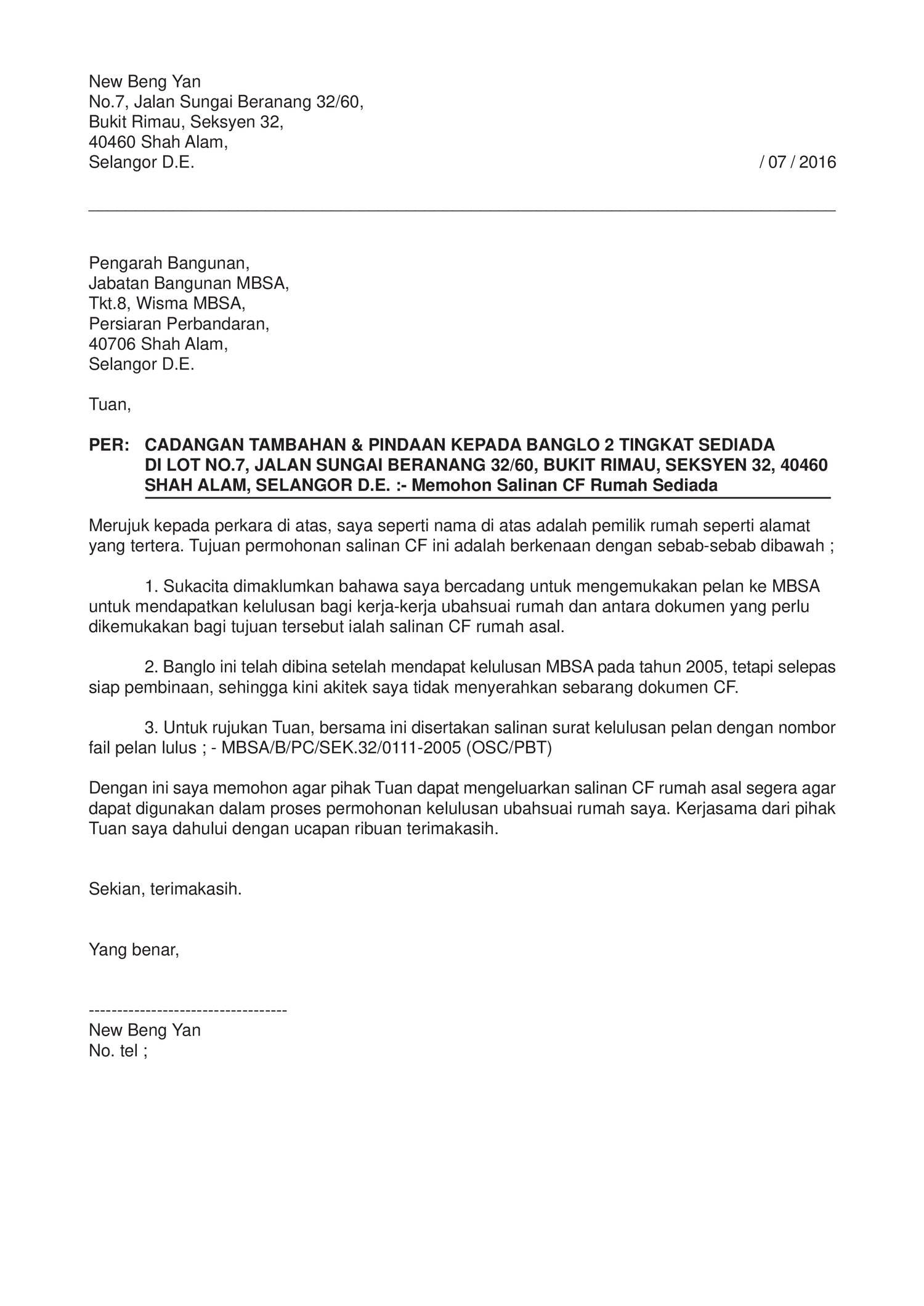contoh surat rasmi rayuan ke kolej vokasional xiaominismes