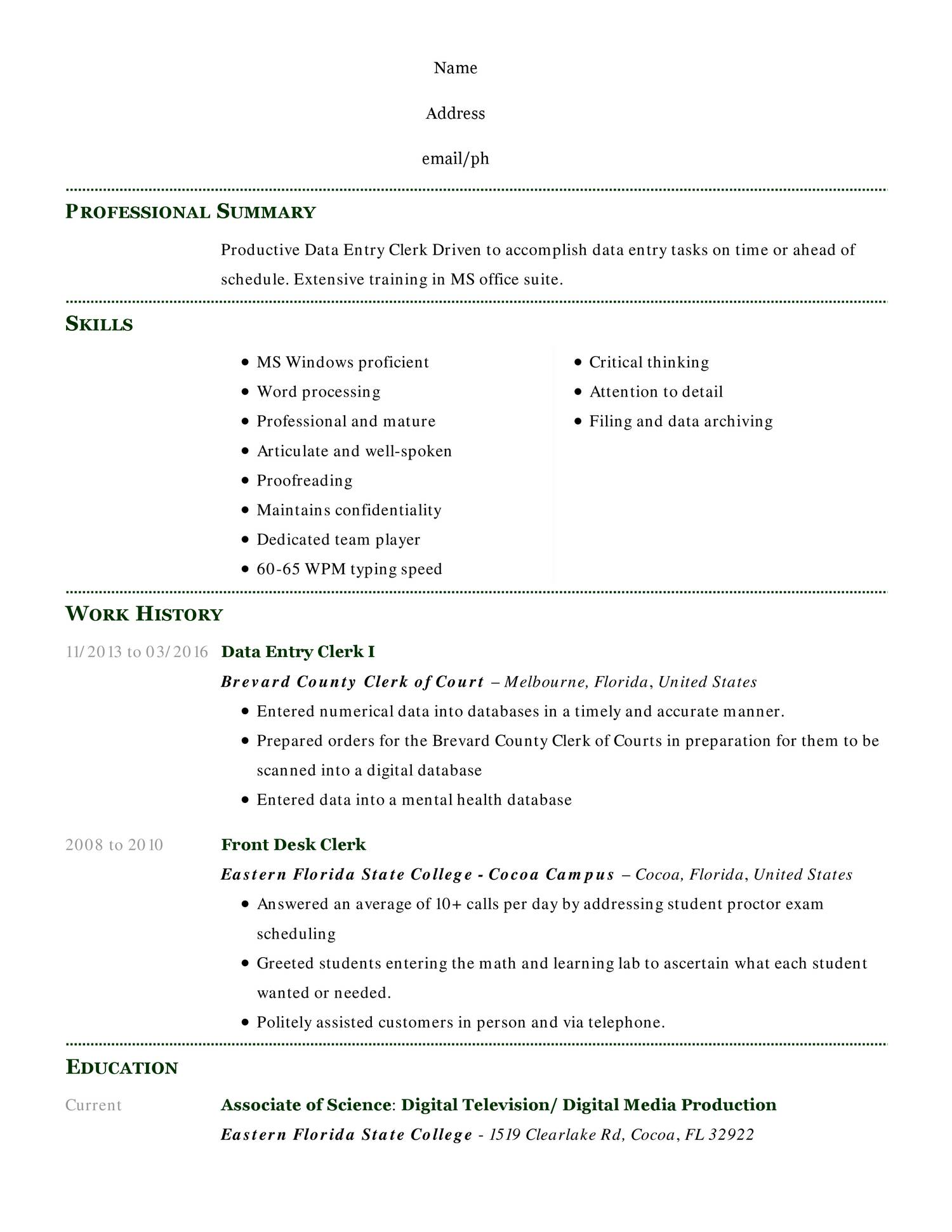 Doctoral dissertation process