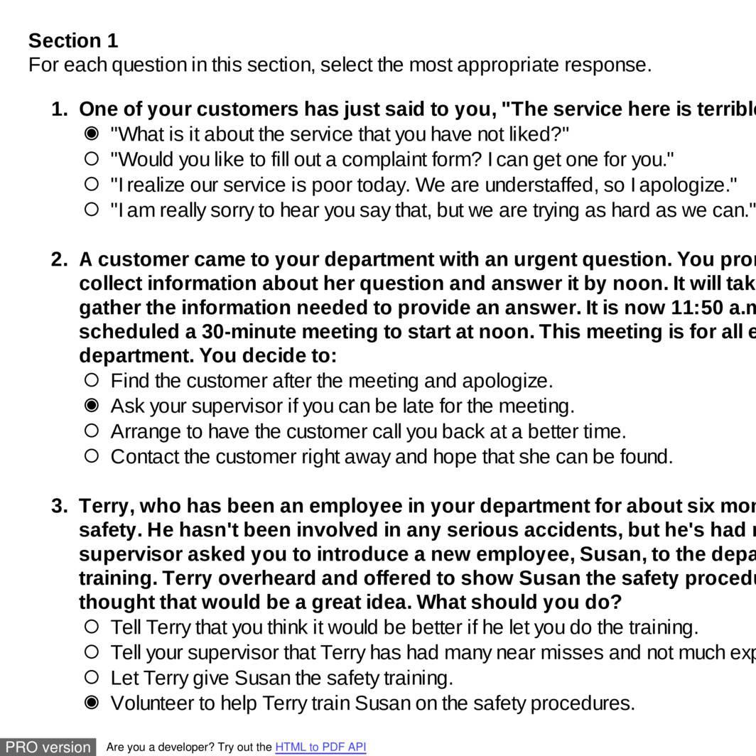 walmart questions.html.pdf - DocDroid