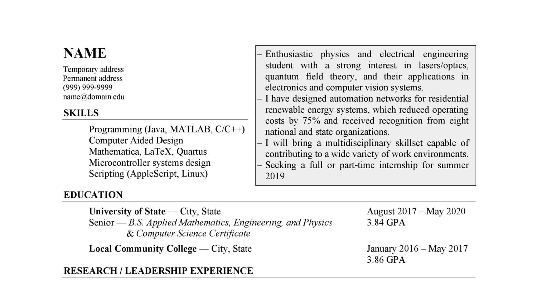 Resume 11_2018 reddit pdf | DocDroid