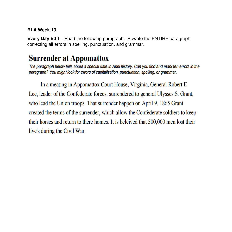 RLA Week 13 Every Day Edit.pdf