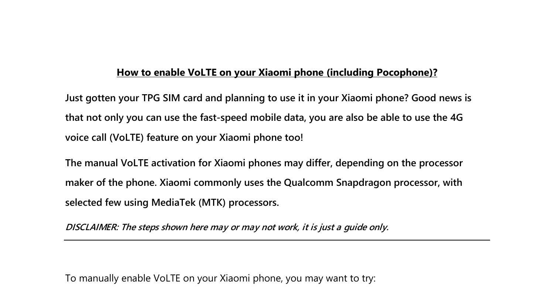 Tpg Voip Phone Settings