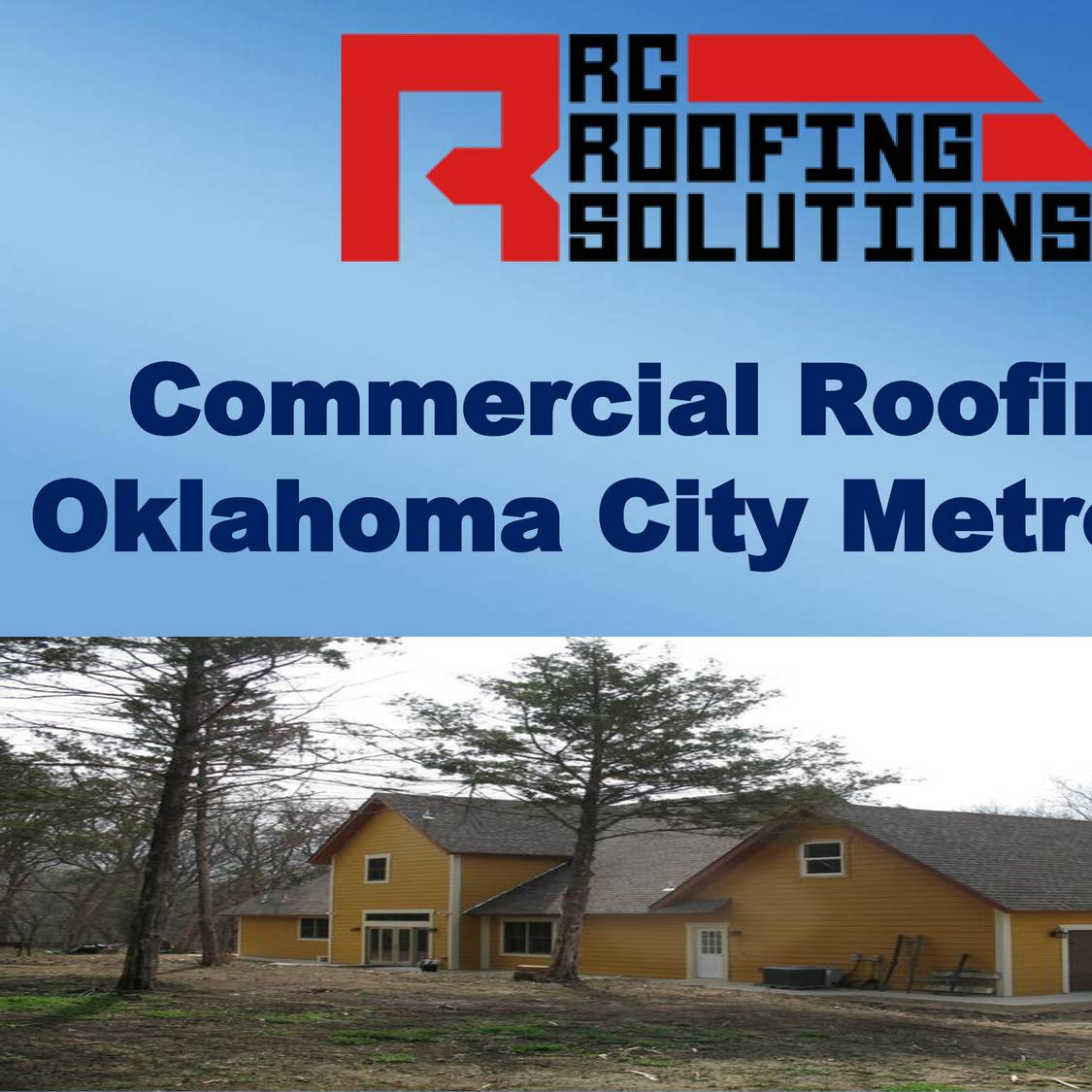 Commercial Roofing In Oklahoma City Metro Area Ppt Docdroid