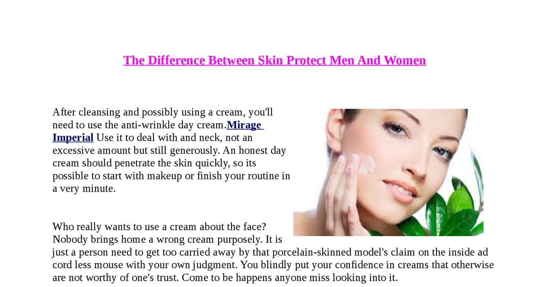 Be Natural Skin Care