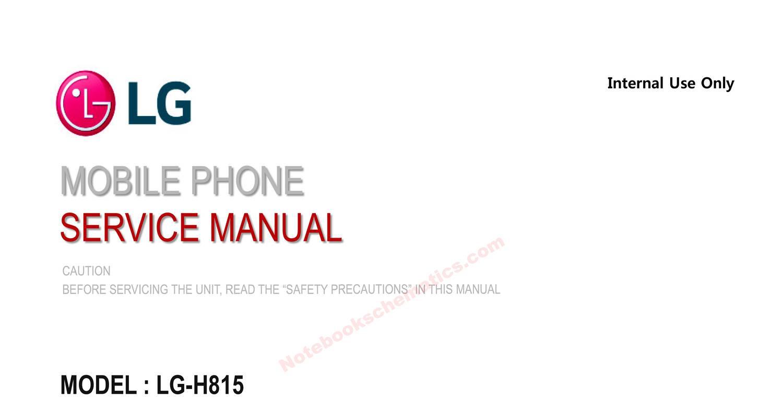 G4 service manual