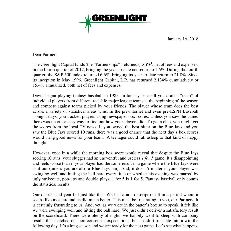 Greenlight Capital Q4 2017 Letter.pdf | DocDroid