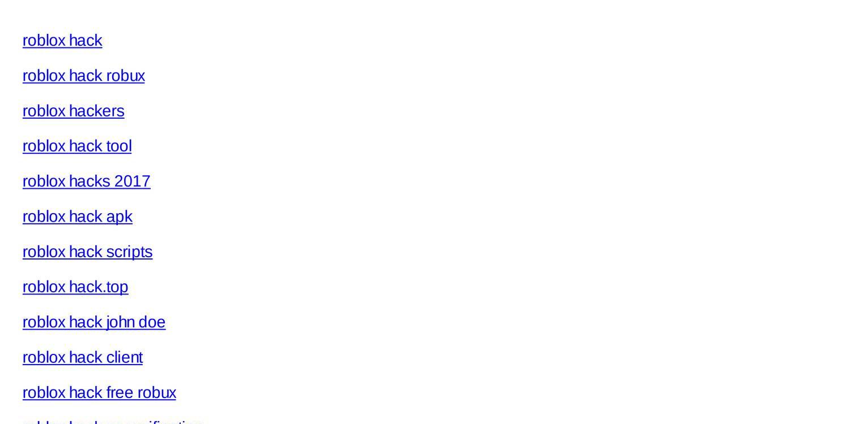 Roblox-Hack-List-of-Websites pdf | DocDroid
