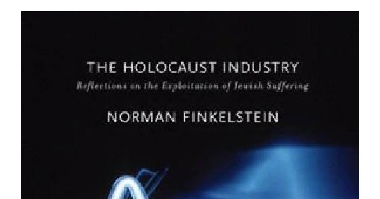 Norman Finkelstein Pdf