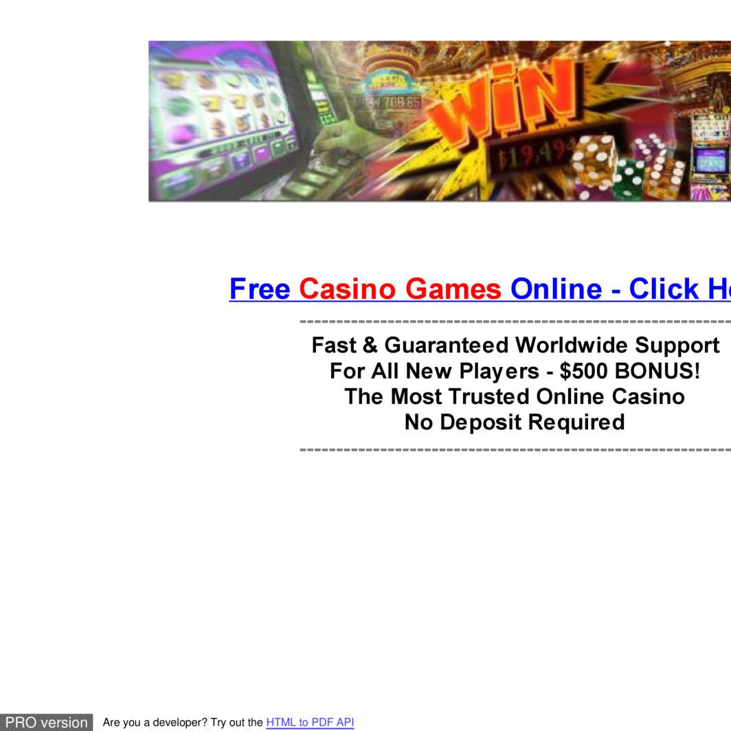 Free usa online casino tournaments casino food and beverages internal controls