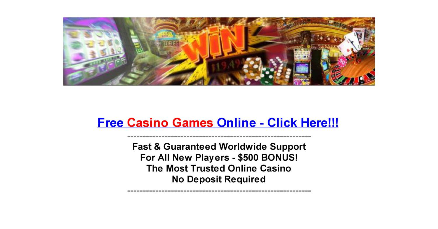 Free casino tournaments usa bet365 craps gambling