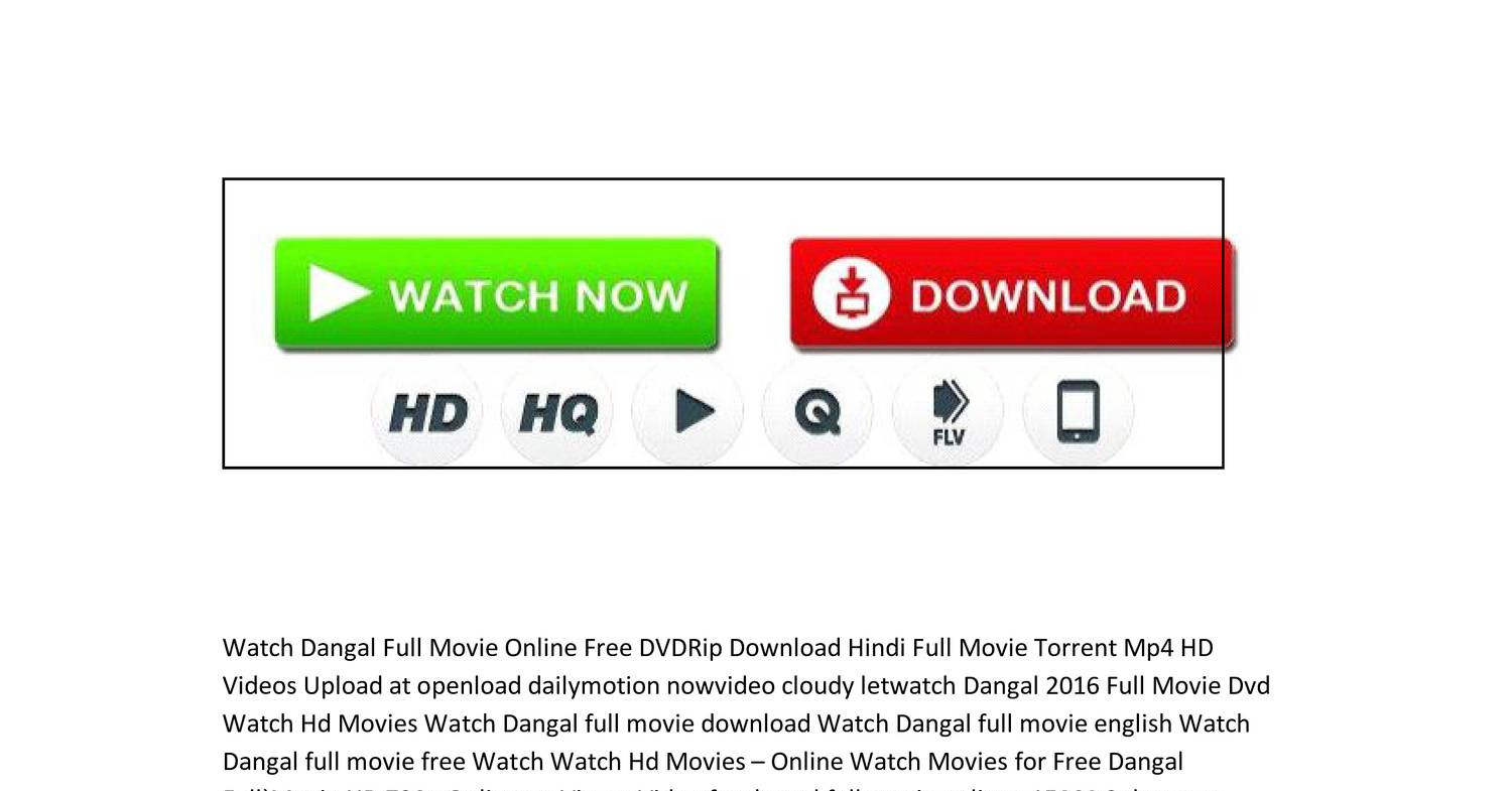 Watch Dangal Full Movie Online Freepdf Docdroid