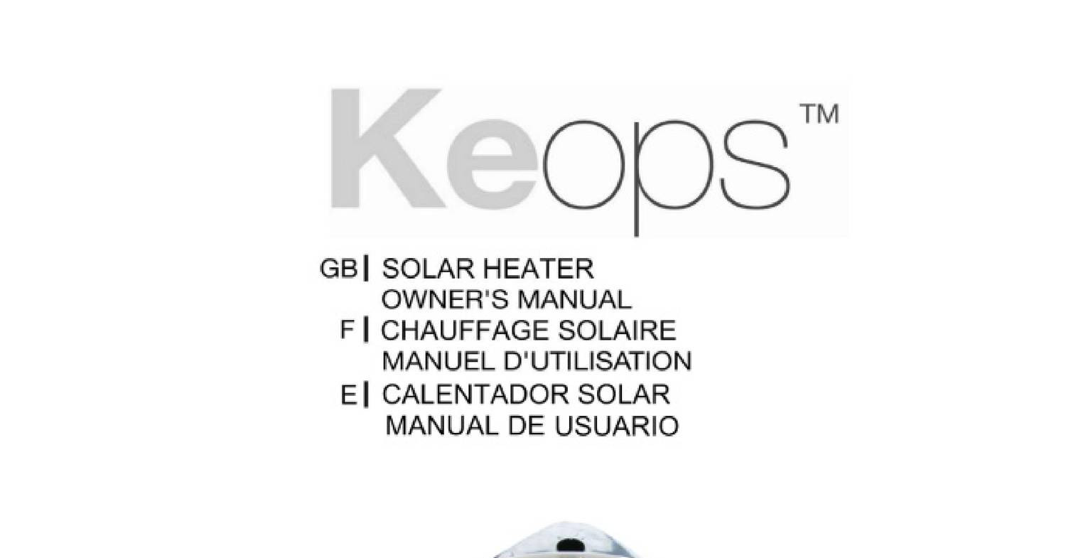 Raviday notice-dome-solaire-keops-raviday.pdf - docdroid